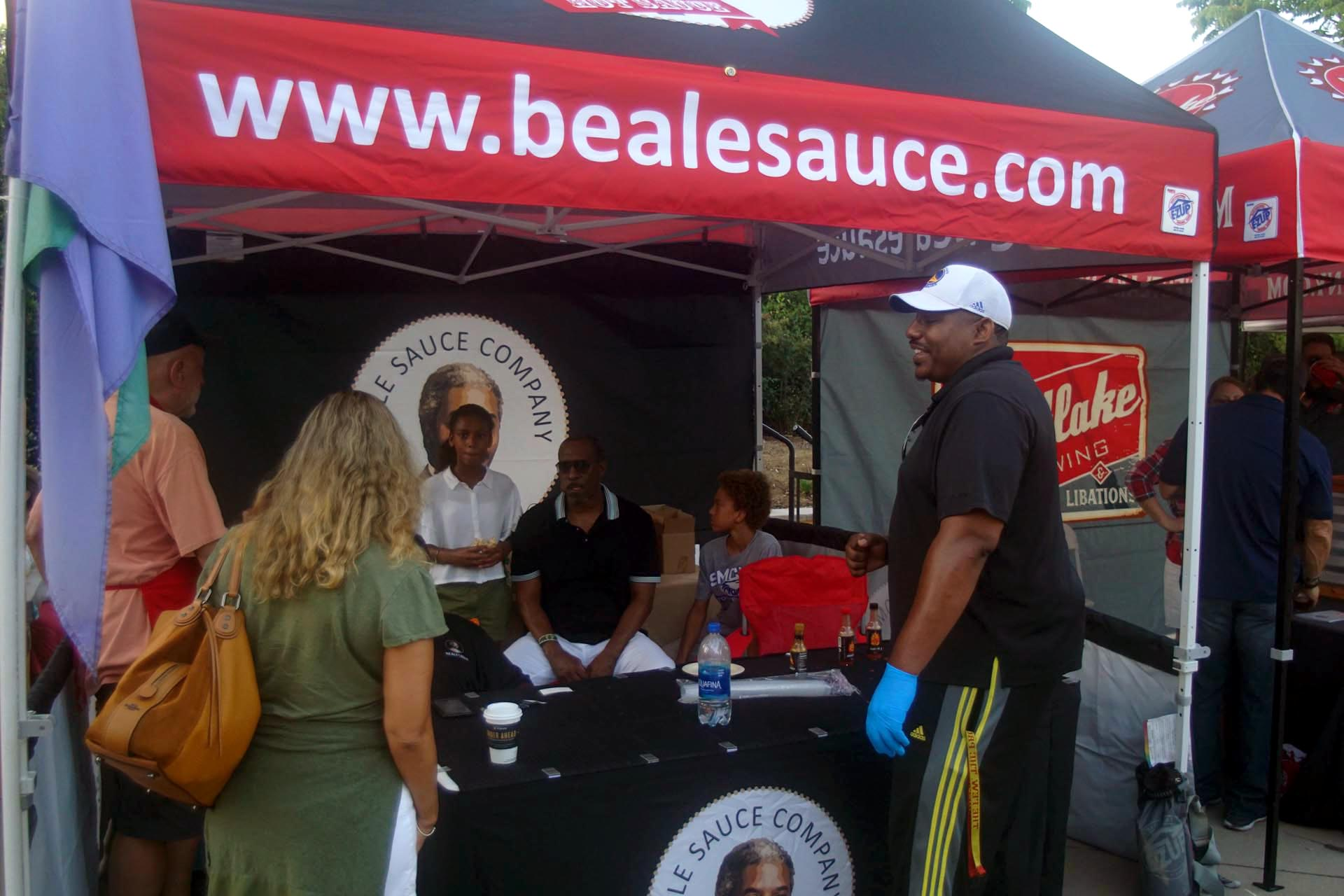 Beale's Hot Sauce