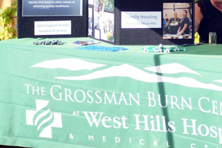 Grossman Burn Center