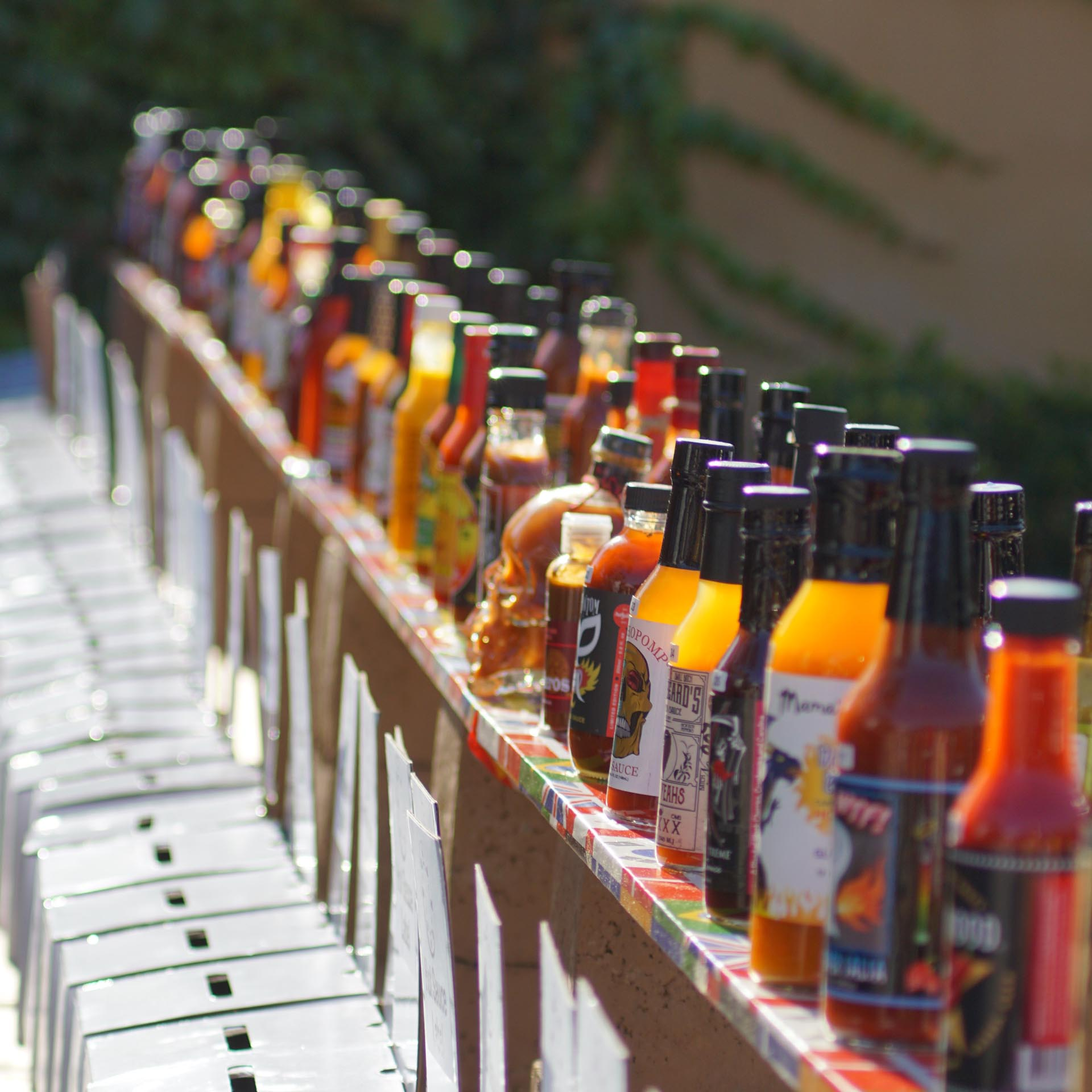 Hot Sauce Competition