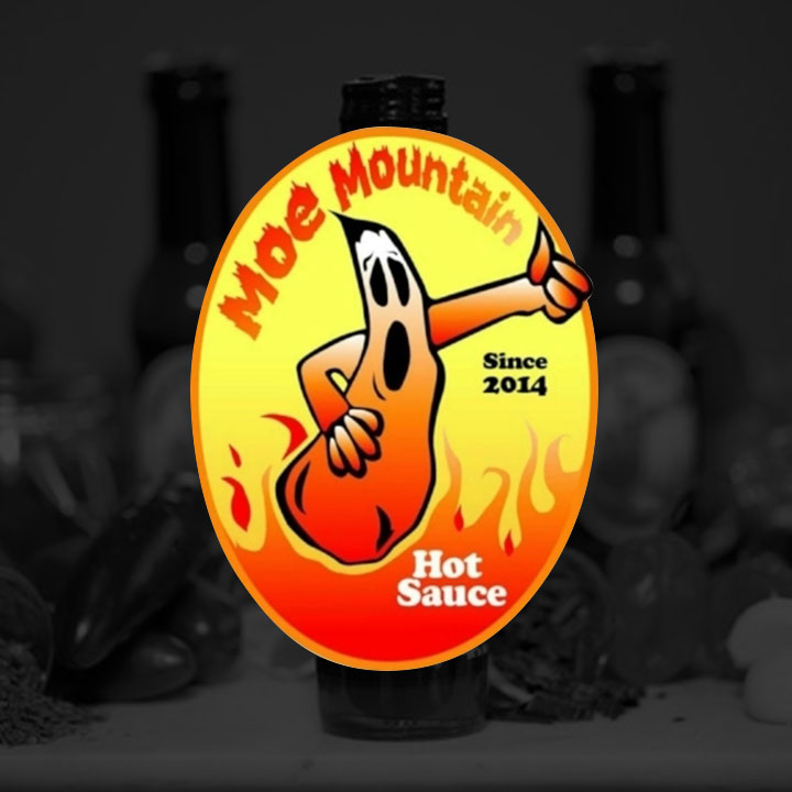 Moe Mountain Hot Sauce