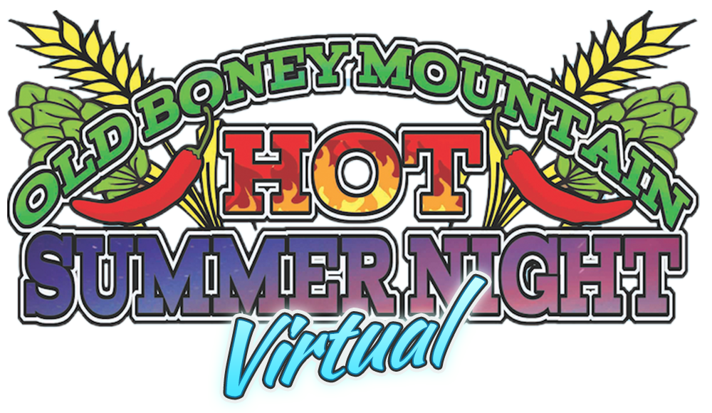 Old Boney Mountain Hot Summer Night Virtual