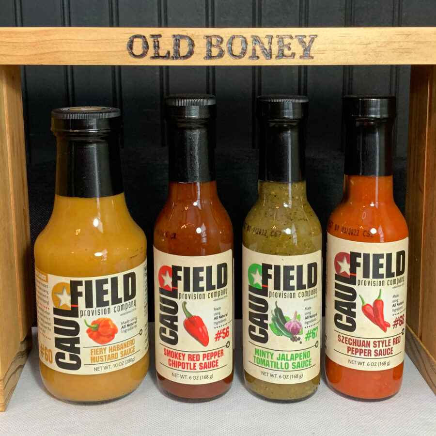 Caulfield Provision Sauces