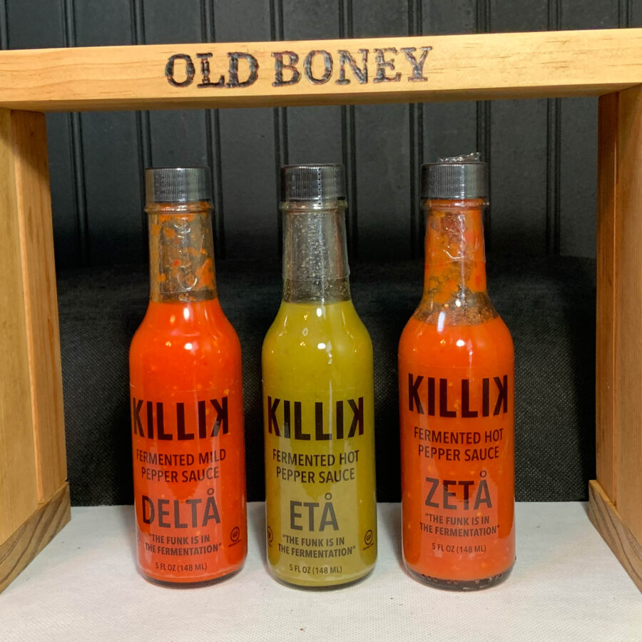 Killik Hot Sauce