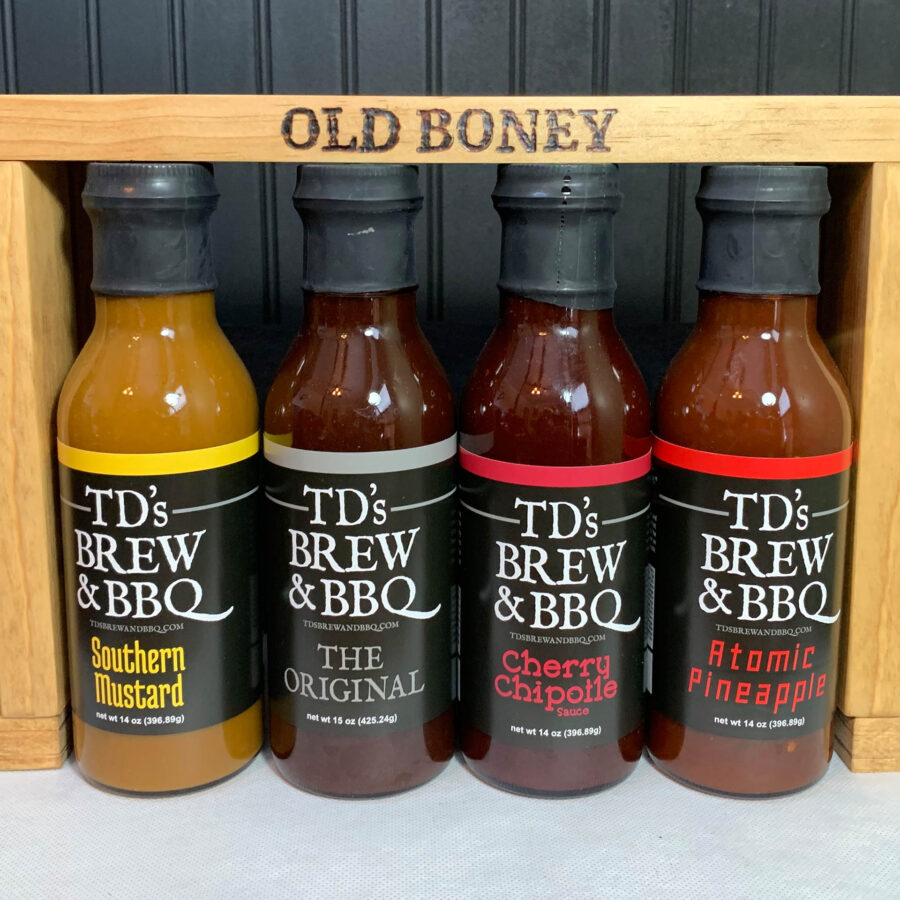 TD's Brew and BBQ