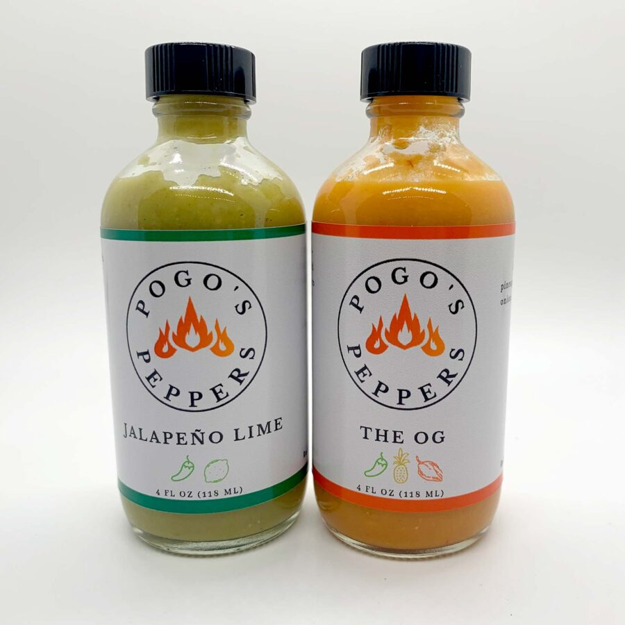 Pogo's Peppers
