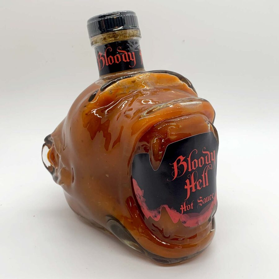 Bloody Hell Hot Sauce