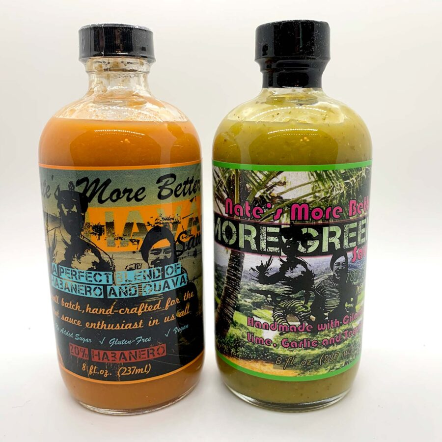 Nate's More Better Hot Sauce